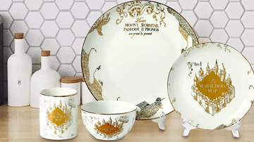 Suzette - Target Is Now Selling A Full 'Harry Potter' 16 Piece Dinnerware Set