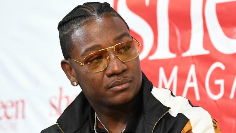 Yung Joc Speaks Out After Being Shamed For Driving For A Rideshare App