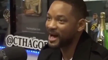 Chuck Dizzle - Will Smith Admits He Was Jealous Of Jada Pinkett Smith's Love For Tupac