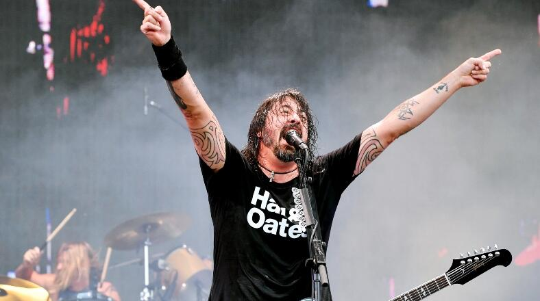 Foo Fighters Are Revisiting 1995 Tour Stops On New North American Trek | 94.5 The Buzz