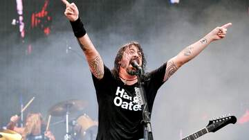 Trending - Foo Fighters Thank Fans As They Celebrate 25 Years Together