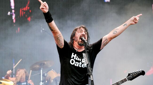 Foo Fighters Thank Fans As They Celebrate 25 Years Together