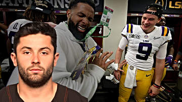 The Herd with Colin Cowherd - Colin Cowherd: Joe Burrow is Bad News For Baker Mayfield and the Browns