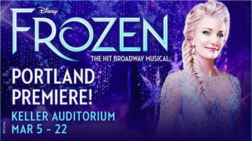 None - Broadway in Portland Presents Disney's FROZEN