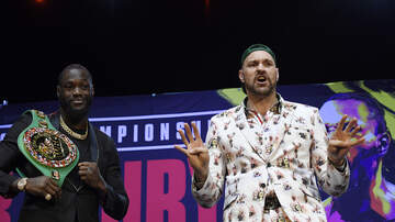 Honey German - Tyson Fury Said He Masturbates 7x A Day To Prep For Deontay Wilder Rematch