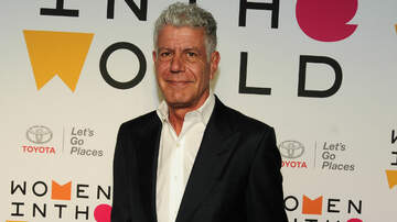 iHeartCountry - Anthony Bourdain's Mother Dead At 85