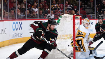 image for The next three games will set the tone the rest of the Coyotes season
