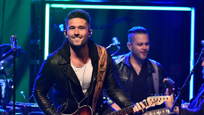 Michael Ray Remembers Receiving A Very Special Gift