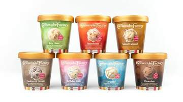 Beth and Friends - Cheesecake Factory Releasing Line Of Ice Cream & The Flavors Are Amazing