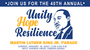 None - 40th Annual Martin Luther King, Jr. Parade | San Diego