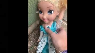 Coast to Coast AM with George Noory - Spooky Elsa Doll 'Haunts' Houston Family