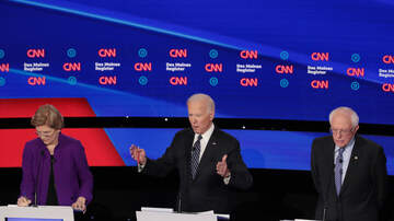 image for Late Poll Shows Sanders, Biden Tied in Iowa Caucuses