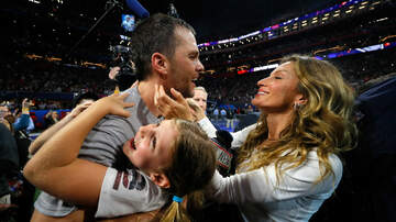 Shannon's Dirty on the :30 - Tom Brady & Fam MOVE Out of Home, Clean Out Gillette Stadium Suite