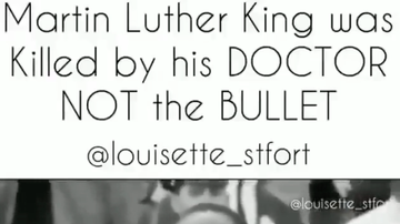 Chuck Dizzle - Martin Luther King Was Killed By His Doctor Not The Bullet!?