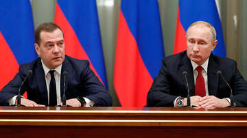Politics - Russian Government Resigns Over Putin's Proposed Constitutional Reforms