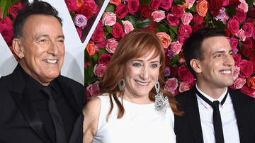 Rock News - Bruce Springsteen, Patti Scialfa's Son Sworn In As A Firefighter