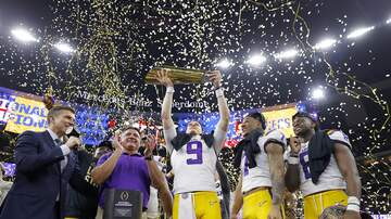 Chris Gordy - Gordy: Reaction to LSU's National Championship Victory