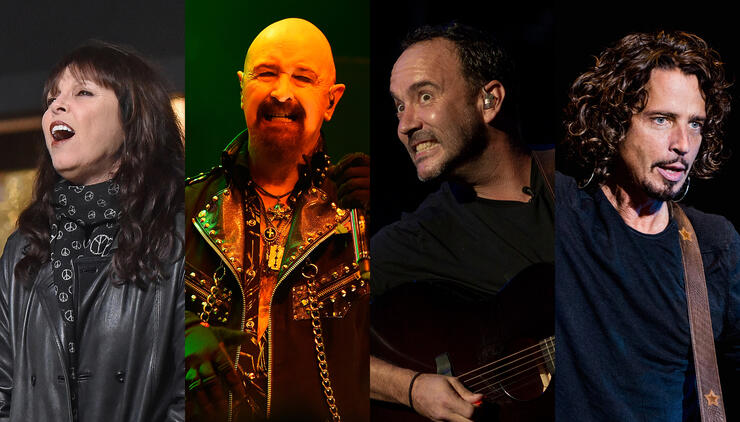 Rock Hall Of Fame Snubs Four Out Of Top Five Fan-Voted Artists | iHeartRadio