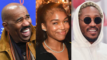 Trending - Steve Harvey Breaks His Silence On Lori Harvey's Relationship With Future