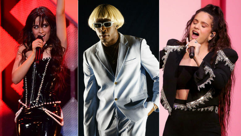 Camila Cabello, Tyler, The Creator, Rosalia & More To Perform At Grammys