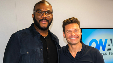 Ryan Seacrest - Tyler Perry Shares His Time Management Skills, Morning Routine & More