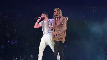 DJ A-OH - Future & Drake Planning Work Wear Line Based On Life Is Good Video