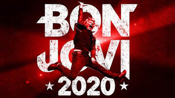 Buzzing Vegas - Bon Jovi 2020 Tour at T-Mobile Arena