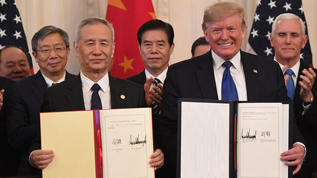 US-CHINA-POLITICS-TRADE