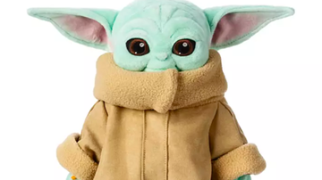 Suzette - Build-A-Bear Is Getting a Baby Yoda & I Need This So Bad