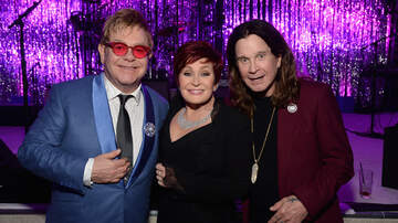 Ken Dashow - Sharon Osbourne Can't Listen To Ozzy's Duet With Elton John