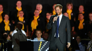 On The Web - Prince Harry Announces 2020 and 2022 Invictus Games
