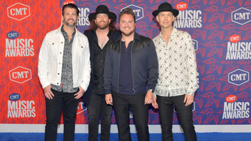 iHeartCountry - Eli Young Band Gear Up For Spring 2020 Headlining Tour With High Valley