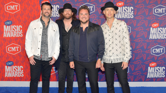 Eli Young Band Gear Up For Spring 2020 Headlining Tour With High Valley