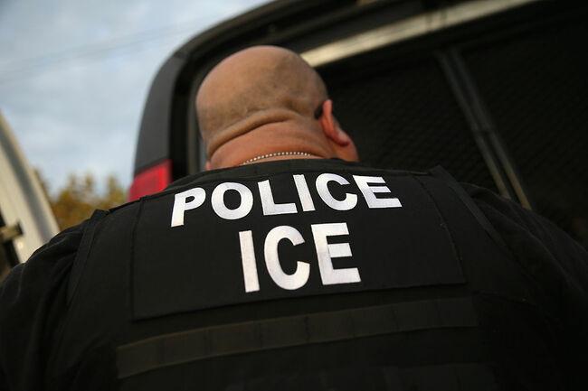 ICE Agents Detain Suspected Undocumented Immigrants In Raids