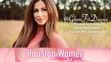 Dana & Jay in the Morning - @GlamFitDayna / Fitness Enthusiast, Business Owner, Fmr. NFL Cheerleader