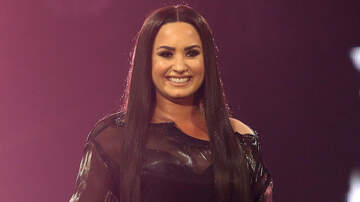 iHeartPride - Demi Lovato To Sing National Anthem At Super Bowl LIV