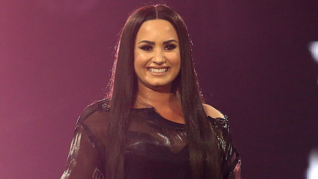 Demi Lovato Performs at The O2 Arena