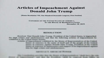 Colorado's Morning News - Impeachment Analysis with Dick Wadhams