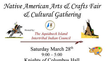 image for Native American Arts & Crafts Fair & Cultural Gathering