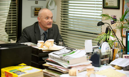 Entertainment News - Fan Favorite Character Creed Bratton Almost Wasn't In 'The Office'