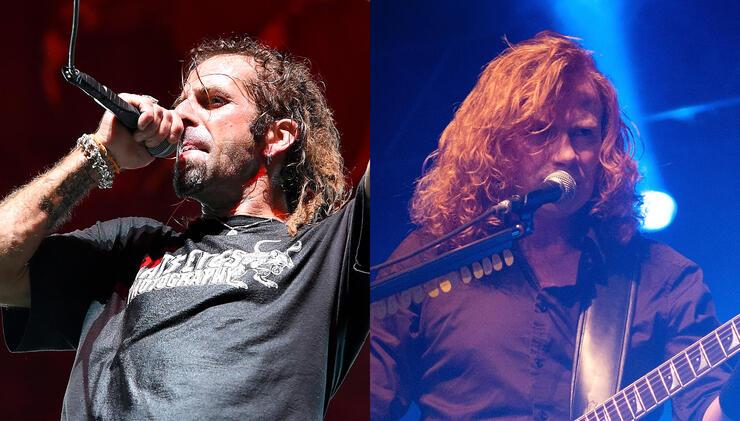 Megadeth, Lamb Of God Are Rumored Headliners For Returning Mayhem Festival | iHeartRadio