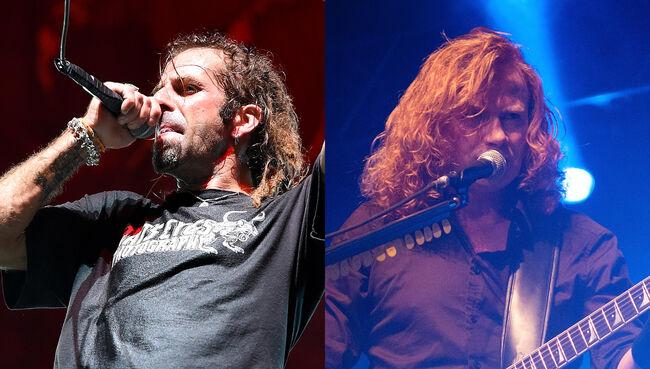 """Megadeth """"Gigantour"""" In Concert"""