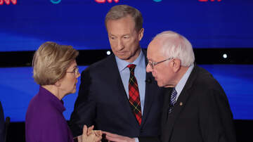 Armstrong and Getty - Is Bernie Sanders a Secret Misogynist?  The Truth of Warren/Sanders Scuffle