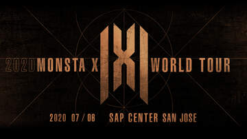 None - Monsta X At SAP Center