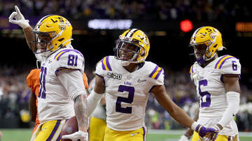 Louisiana Sports - LSU Loses Four Football Players To April's NFL Draft