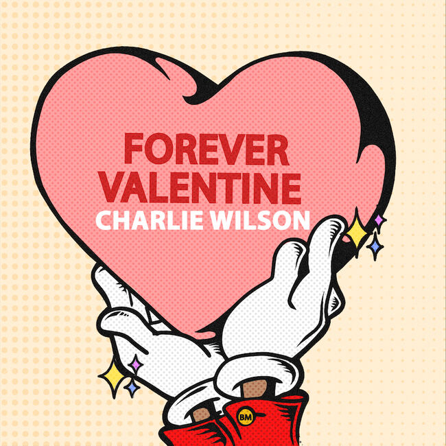 "Charlie Wilson Shares Romantic ""Forever Valentine"" Bruno Mars Collaboration"