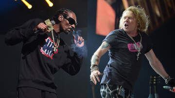 Rock News - Snoop Dogg Will Open For Guns N' Roses At Super Bowl Music Fest