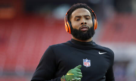 Louisiana Sports - Police Officer Slap Leads To Arrest Warrant For Odell Beckham Jr.