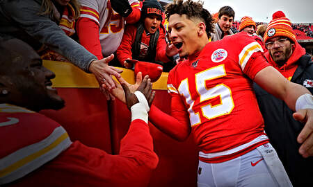 The Herd with Colin Cowherd - Colin Cowherd: Kansas City Chiefs Are NFL's Version of the 'Avengers' Movie