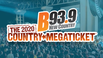 Carson - 2020 Country Megaticket Lineup!